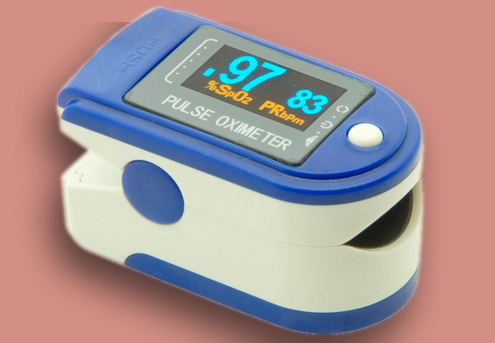 Clever Choice SDCMS50D Pulse Oximeter
